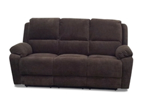 RIALTO 2RR FABRIC SOFA (SUEDE) - (NOT AS PICTURED)