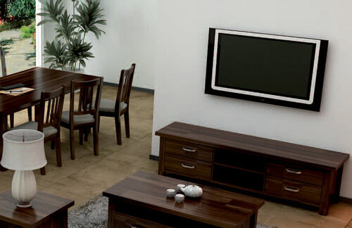 HIGH COUNTRY 1500 TV ENTERTAINMENT UNIT (SMALL) - 550(H) x 1500(W)-  GUNSMOKE