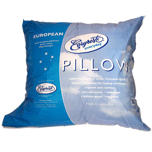 EASYREST EVERYDAY EUROPEAN SIZE PILLOW