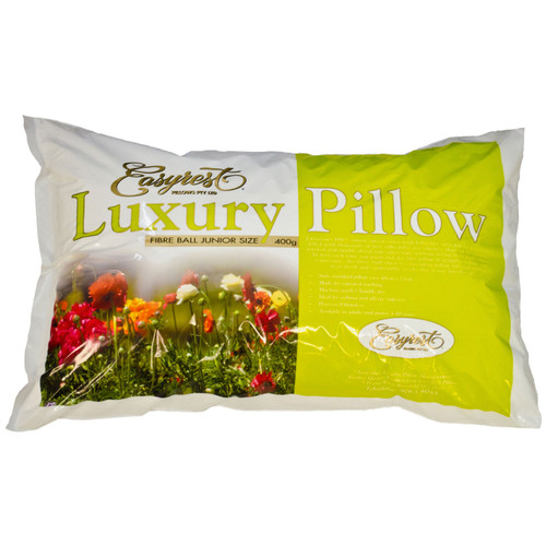 EASYREST LUXURY FIBRE BALL JUNIOR PILLOW