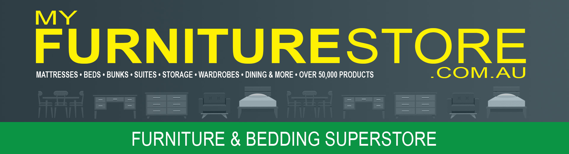 Australia's Best Online Furniture & Bedroom Furniture Store