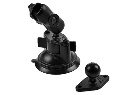 SOLO suction cup mount