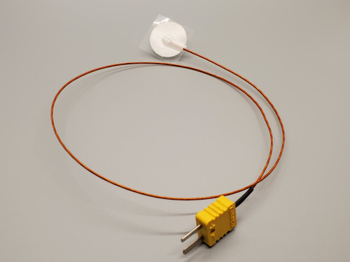 Adhesive K Type Thermocouples
