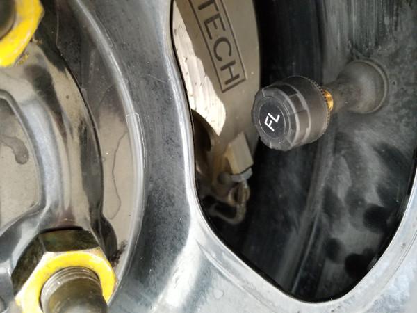 Tire TPMS