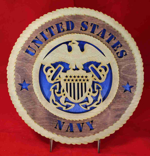 United States Navy Wall Tribute