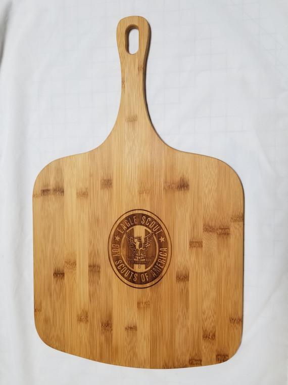 Bamboo Pizza Board