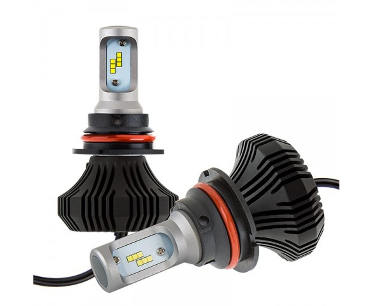 9007 Hlv4 Led Fanless Headlight Fog Light