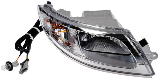 888-5109, IC Headlight Assembly w/o marker light (Right/Passenger's Side)