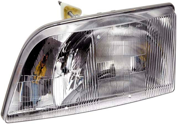 888-5508, Headlight Assembly (Left/Driver's Side) - BB Vision 2007-2014