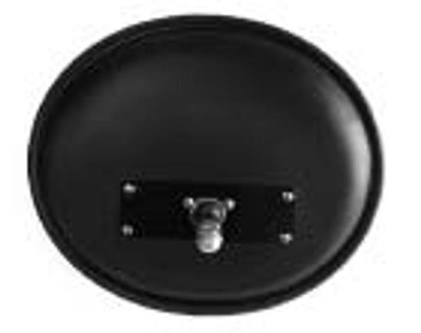 2365T, Hawk-Eye Mirror Head with Ball Stud Mount with Partial Tint