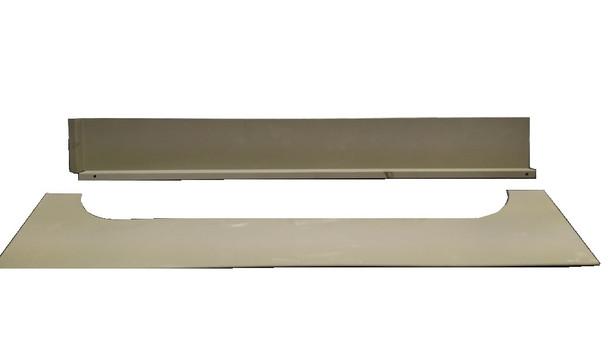 IN204, IC Emergency Door Repair Cap Kit (2006 & Newer)
