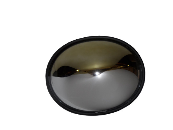 3365T, Rosco Mini Hawk-Eye Mirror Head with Ball Stud Mount & Partial Tint