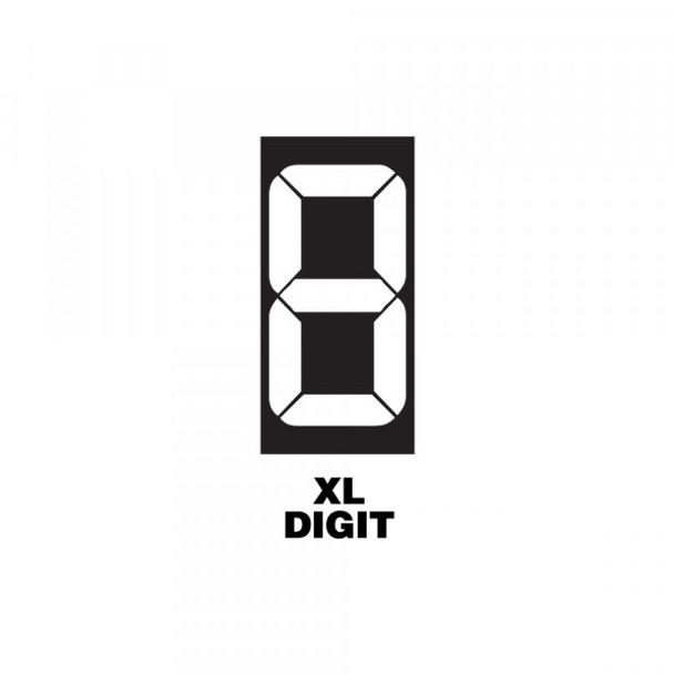 R-XLD, XL Replacement Digit for XL Route Changer