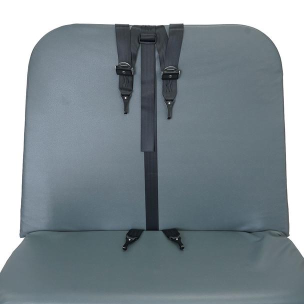 100SMU, Ez-On Seat mount for EZ ON vests - Universal