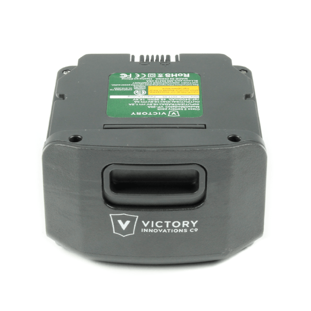 VP20B, 16.8 V Lithium-Ion 2X Battery 73.7002.20 (8 Hour Run Time)