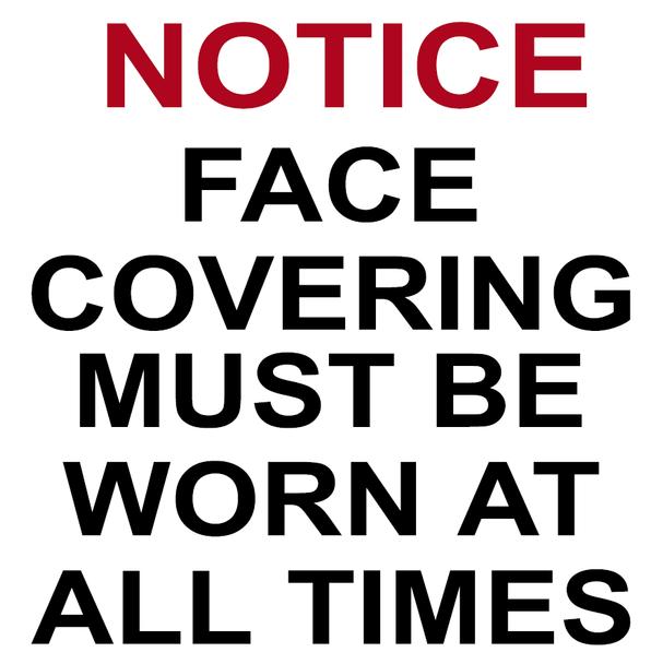 SB997 - Garman Face Covering Decal