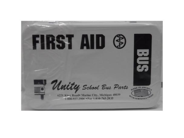 R209024, Empty First Aid Metal Box (Michigan)