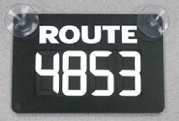 RC-SC4R,  Route Changer with Suction Cups (Route)