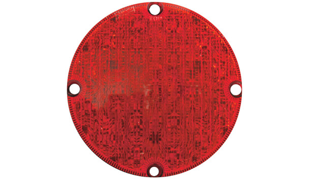 "ECV7561STT-FA, Sound Off LED FA Series 7"" Stop/Turn/Tail Light (Red)"