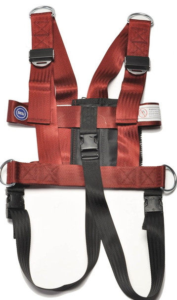 BR-33AI/C, Besi Universal Medium Vest with Crotch Strap