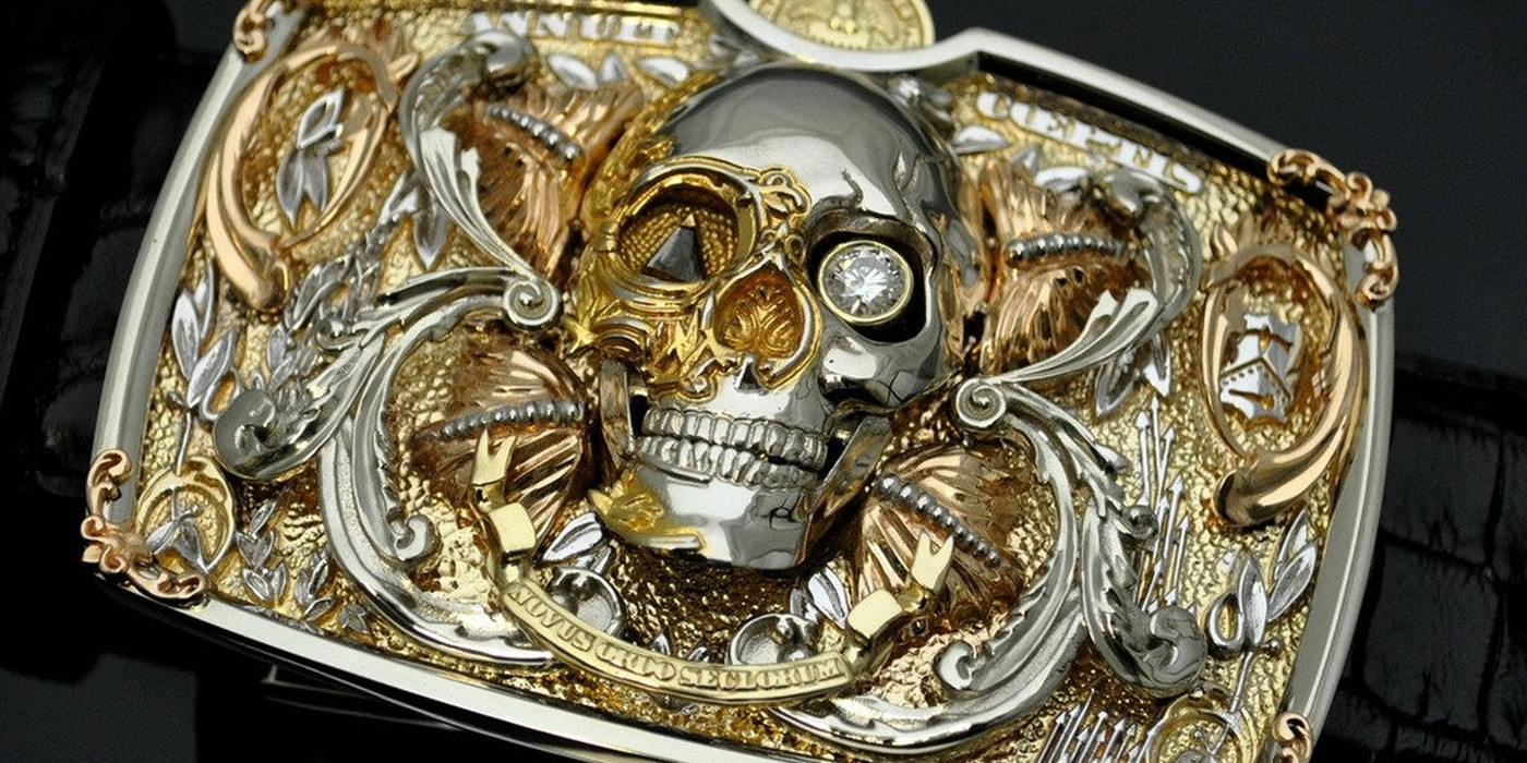 Solid Gold Buckles