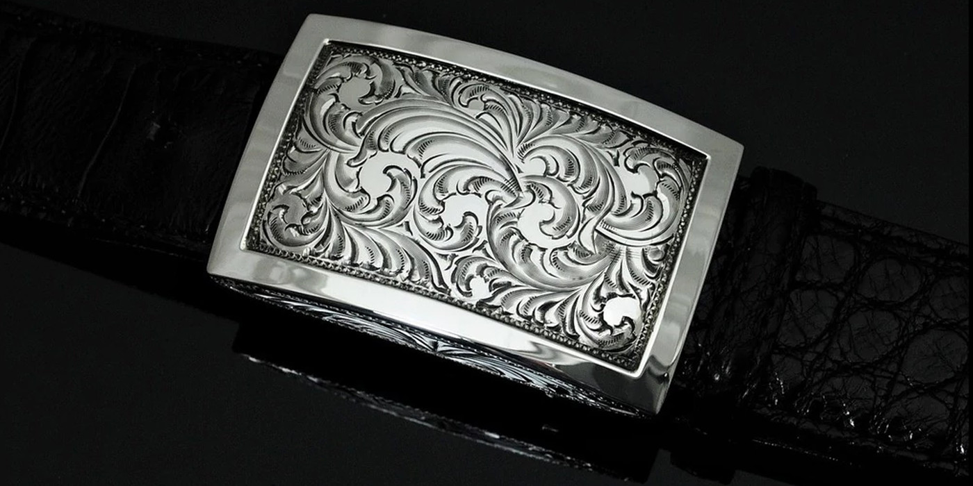 Engraved Buckles