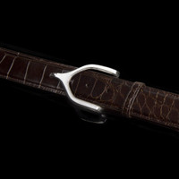"""Sterling Silver 1 1/2"""" Spur Buckle"""