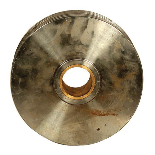 5 Groove Idler Pulley for Scraper
