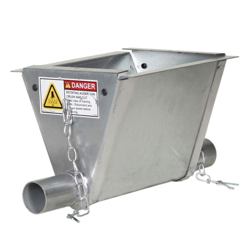 Cumberland® Single Boot Unloader, For Use With 1-3/4 in Poultry Tube