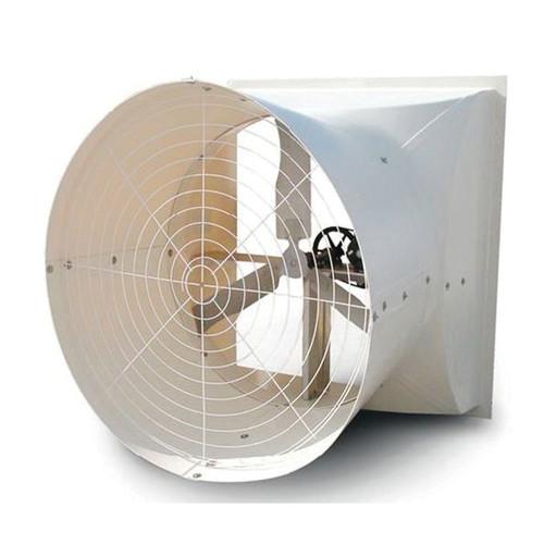 Cumberland® Competitor Series 54 Inch Belt Drive Shutter Fan With Cone