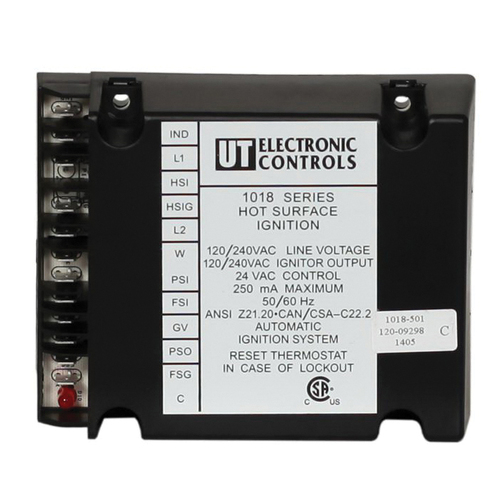 L.B. White® Replacement Module Control Board