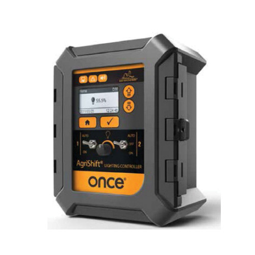Once® AgriShift® Controller and Dimmer, 120 VAC