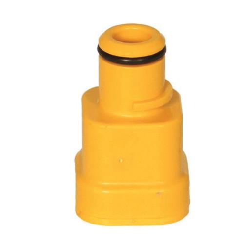 Lubing Transition for Regulator and Flush End Kit