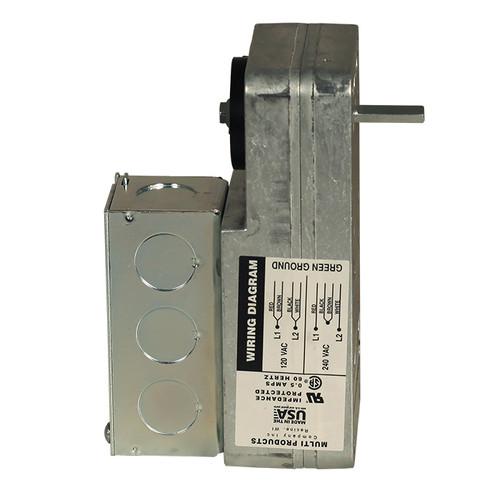 ACME Corrosion Resistant Shutter Motor