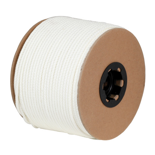 1/8 Inch 500 FT Waxed Rope