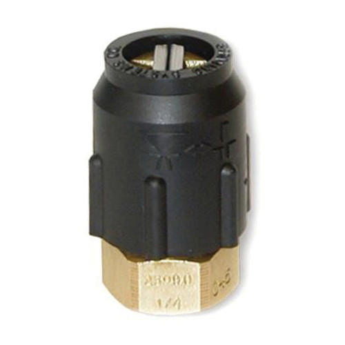 Suttner Adjustable Wash Jet Nozzle, SZ 5.5 Dia, Stainless Steel