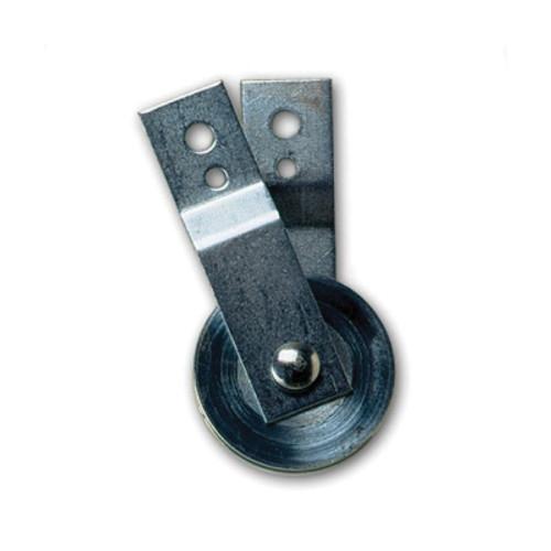 Steel Strap Pulley, 2-1/2 in OD