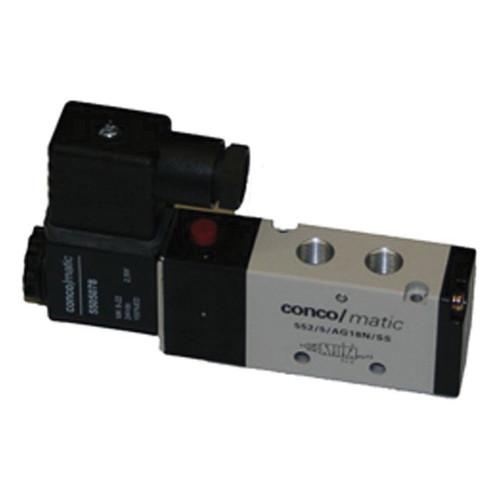 Agri-Plastics Magnetic Valve, For Use With CID 6 and CID 7 Feeder, 24 VAC