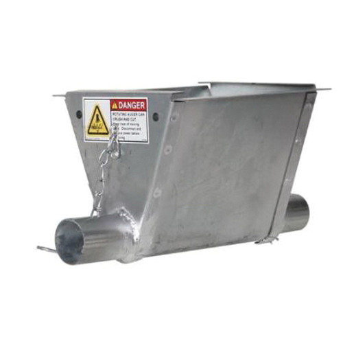 Cumberland® Single Boot Unloader, For Use With 1-3/4 in Turkey Feed Line Tube