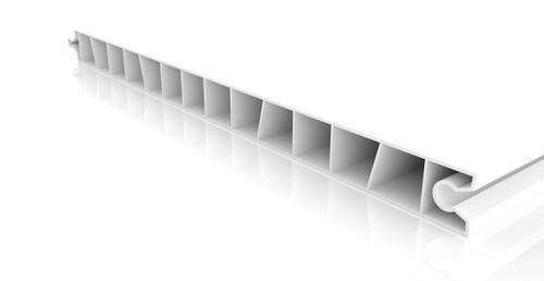 PVC NORLOCK™ Creep Panel, 1-3/8 in x 20 in x 24 ft
