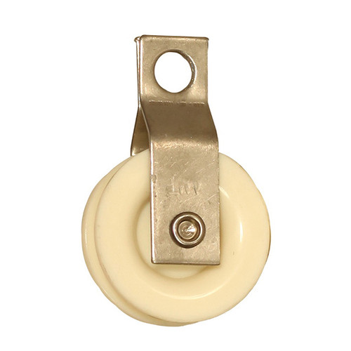1-7/8 Inch Nylon Pulley With Stainless Steel Straps