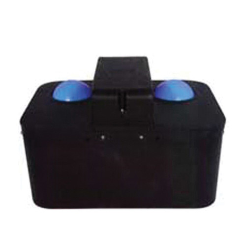 Miraco MiraFount 3390 2-Hole Energy Efficient Roll Away Ball Watering Trough, 150 Beef/60 Dairy, 75 W Heater