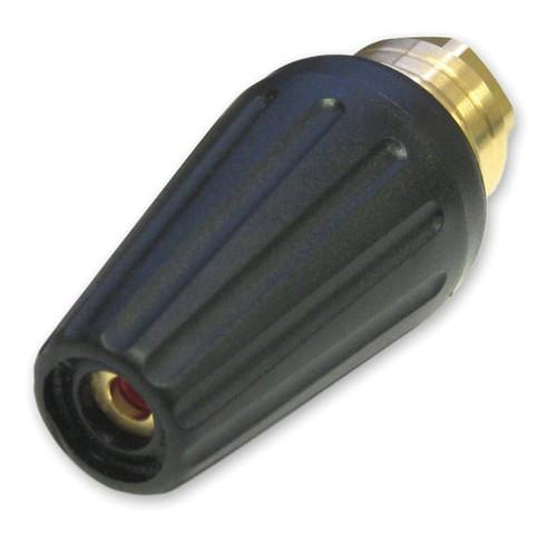 Suttner ST-457 Turbo Nozzle, SZ 5 Dia, Forged Brass, Black 6000PSI