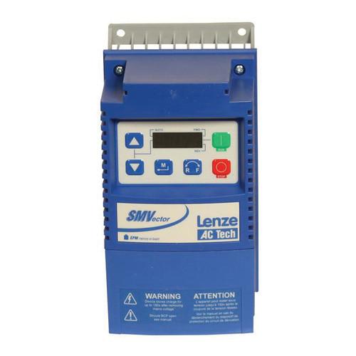 Lenze SMVector Speed Control Standard Duty .37KW Variable Drive Inverter for Egg Belt