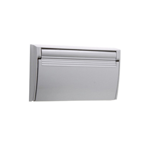 Single Weatherproof Thermoplastic Receptacle Cover, 15 Amp, 4.81 in L x 1-1/4 in W x 0.945 in Deep