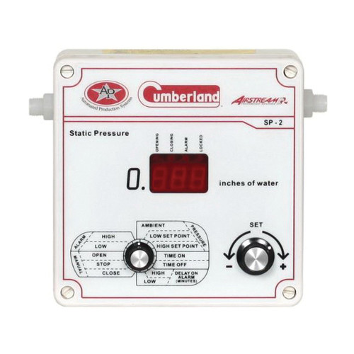 AP® SP-2 Static Pressure Controller
