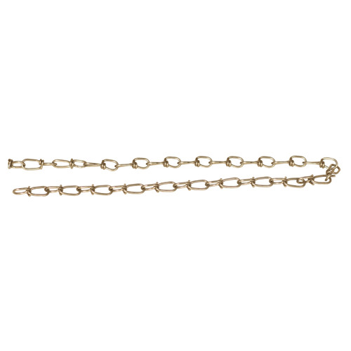 #3 Double Loop Stainless Steel Chain