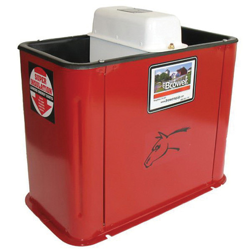 Brower® Super Insulated Electric Heated Livestock Waterer