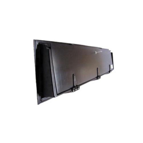 Ceiling Mount Ventilation Door With Side Shields