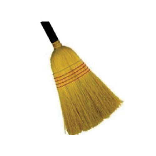Heavy Duty Corn Broom, 56 in L
